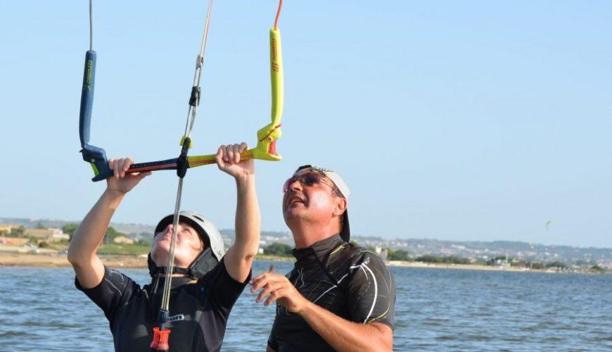 Kitesurfer Academy Stagnone